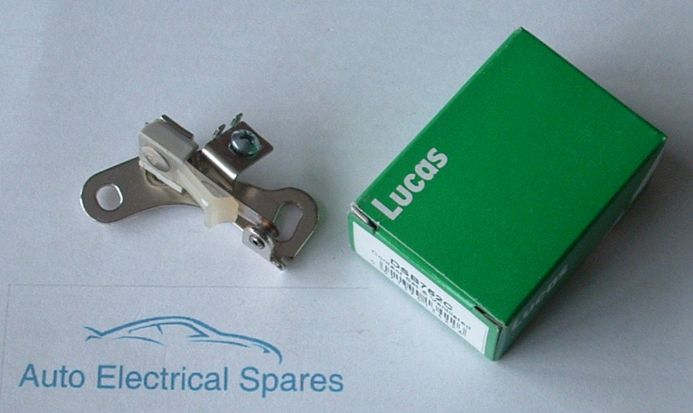 lucas DSB752C contact points